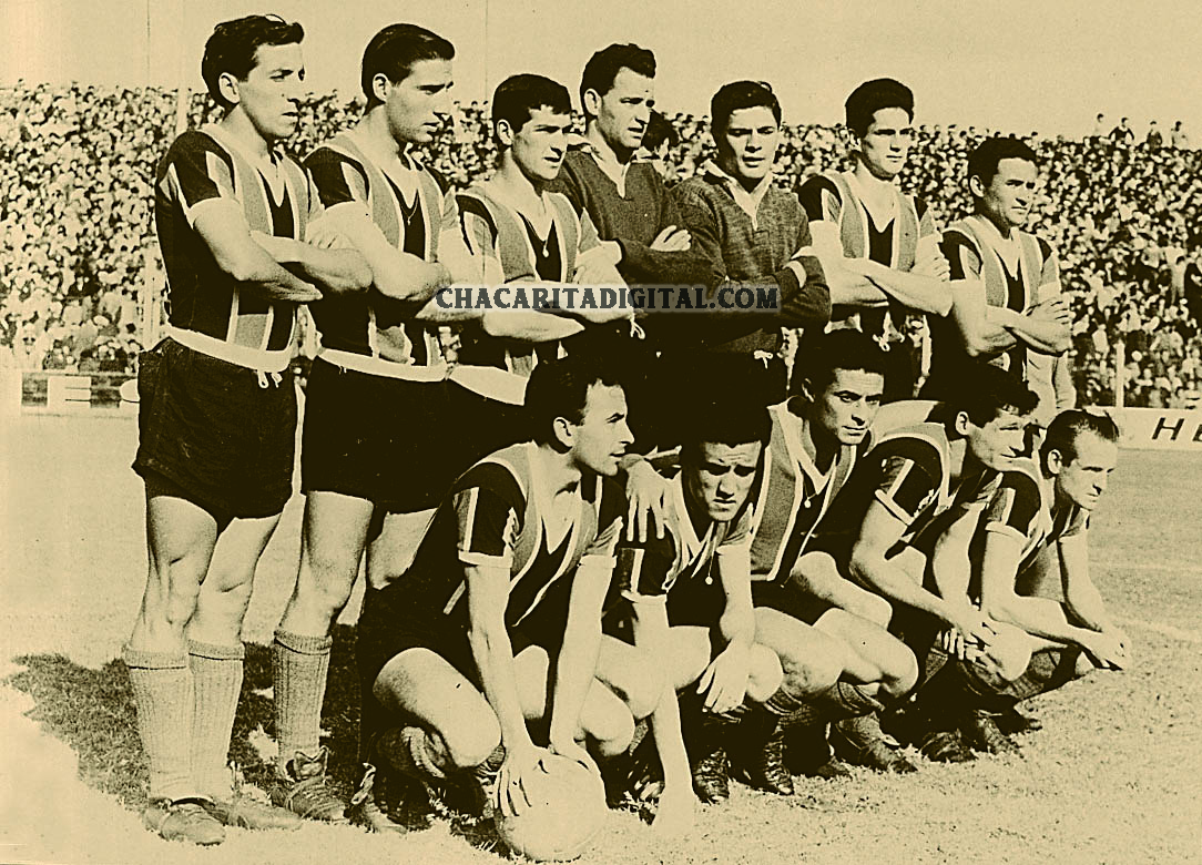 1962 – 1º DIVISIÓN